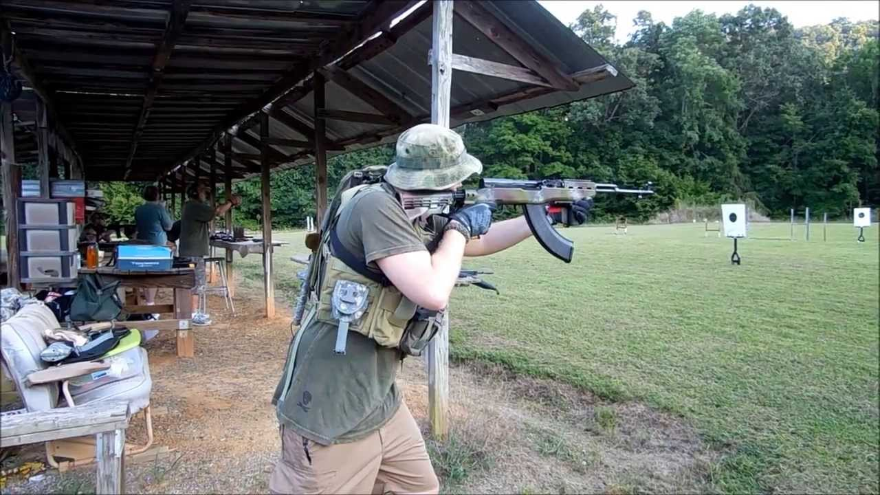 Shooting & Discussion: SKS ProMag 30 & 40 rd Mags