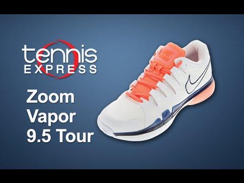 Nike Women's Zoom Vapor 9 5 Tour Shoe Review | Tennis Express