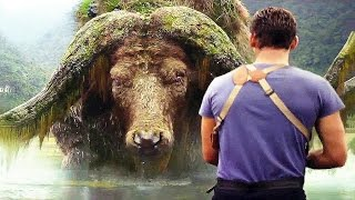 Skull Island Profile - Sker Buffalo - Giant Water Buffalo