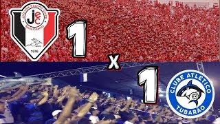 Joinville 1 x 1 Atlético Tubarão (Arquibancada) - 18/02/18
