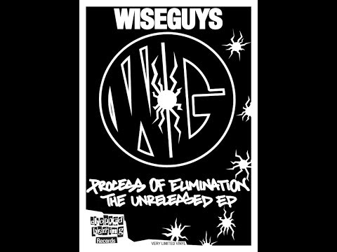 WISEGUYS/ALMIGHTY RSO/PROCESS OF ELIMINATION EP 1996 CHOPPED HERRING LTD VINYL