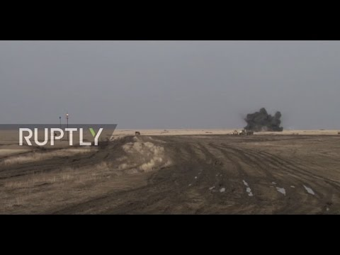 Romania: NATO troops hold drills with E. European partners in Smardan