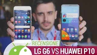 Video LG G6 vs Huawei P10: confronto tra i TOP di MWC 2017 | ITA | TuttoAndroid download MP3, 3GP, MP4, WEBM, AVI, FLV Oktober 2018