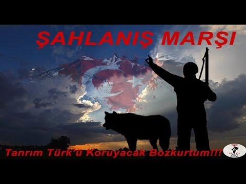 Tanrı Türkü Koruyacak Bozkurtum - PÖH JÖH - ÖZEL KLİP