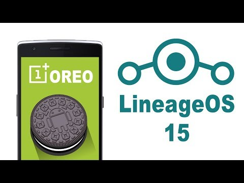 LineageOS 15 on the OnePlus One