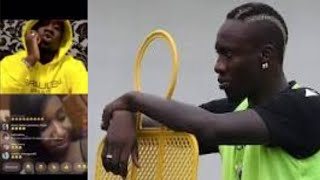 Regardez ce que Mbaye Diagne a dit à cette fille🤔 sur Instagram