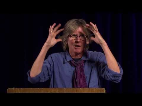 """Rebecca Brown Reads from her book """"Excerpts from a Family Medical Dictionary"""""""