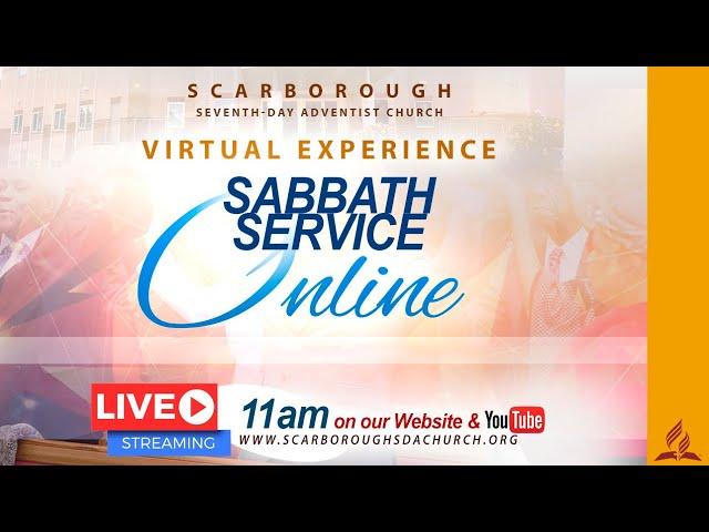 Sabbath Service | July 10, 2021