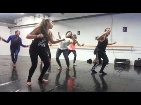 Ballet Creole Community Class - Saturday Adult Class Feb 13 2016