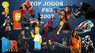 TOP 10 JOGOS PS3 ( 2007 )
