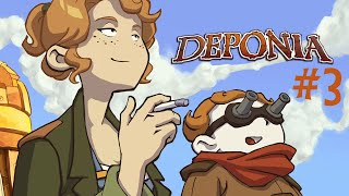 Deponia : The Complete Journey Ep.3 [Rediff LIVE] - Quartzall.