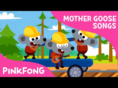 I've Been Working on the Railroad  Mother Goose  Nursery Rhymes  PINKFONG Songs for Children
