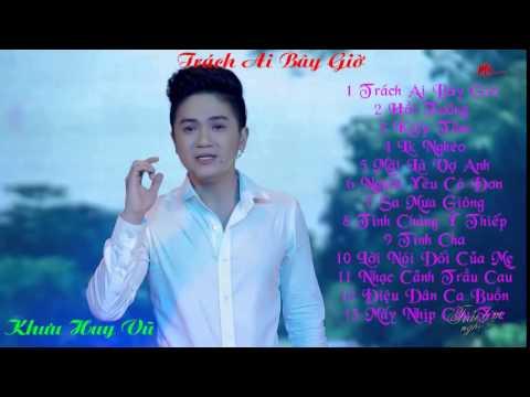 Khưu Huy Vũ (Album Trách Ai Bây Giờ) - Liveshow Trái Tim Nghệ Sĩ