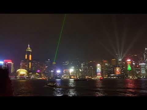 20171228 幻彩詠香江 A Symphony of Lights