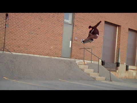"""Heroin Skateboards """"Earth Goblin"""" Video"""