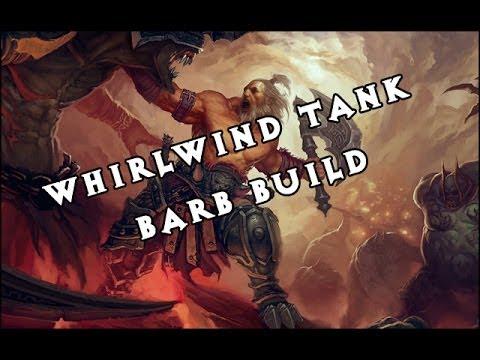 Tank Barbarian Build Season