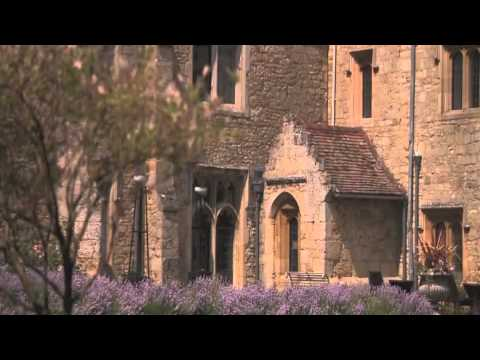 Tarquin Olivier talks about Notley Abbey
