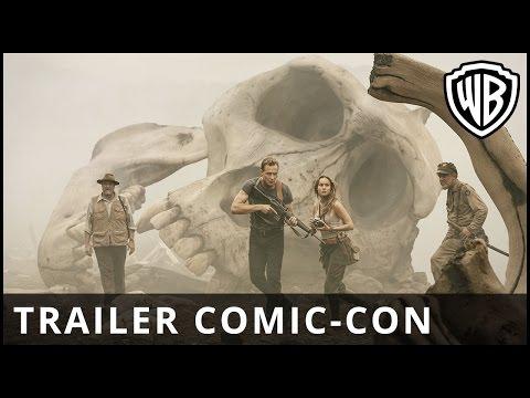 Kong: A Ilha da Caveira - Trailer Comic Con (leg) [HD]