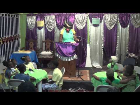 1st Round Neta Old Harbour  Youth Group Quiz Pt3