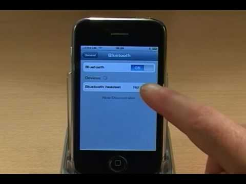 iPhone 3G Pointers & Tricks - With out quandary Setup a Bluetooth Headset thumbnail