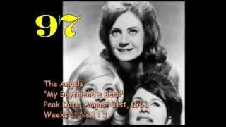 BILLBOARD 1000 NUMBER ONES PART 2: 1961 - 1963