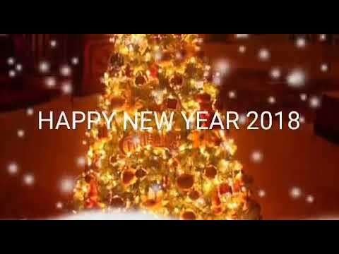 happy new year 2018 whatsapp status video greeting cards best wishes and messages