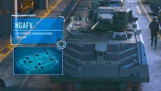 ST Engineering - Singapore Terrex 2 IFV, NGAFV, Bronco 3 ATTV & Spider LSV [720p]