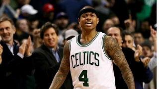 KING OF THE FOURTH: Top 10 Plays from Isaiah Thomas in the 4th Quarter