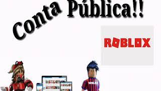 • Cuenta pública ROBLOX!! -IsaGamer999