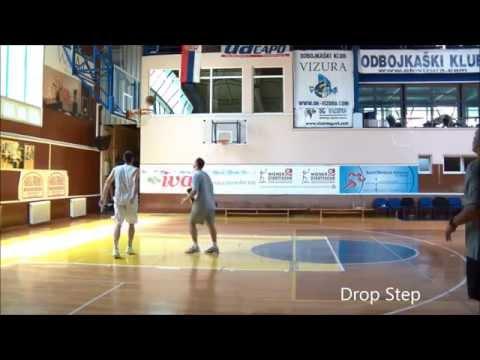 Milan Mačvan workout with K² Coaching- Low Post