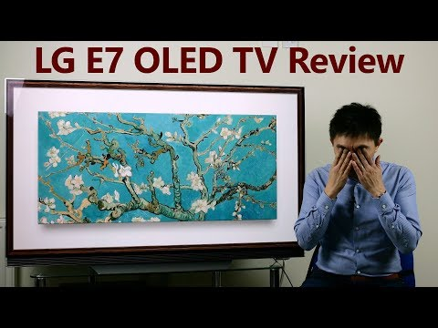LG E7 OLED TV Review vs B7