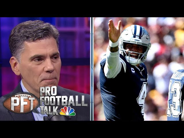 PFT Overtime: Strategies for Cowboys to maximize Dak Prescott | Pro Football Talk | NBC Sports