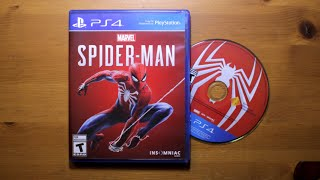 First Time Playing Spider-Man PS4 in 2020
