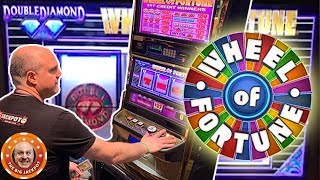 ☸️SPIN TO WIN! ☸️Wheel of Fortune Double Diamond JACKPOT! 🎰