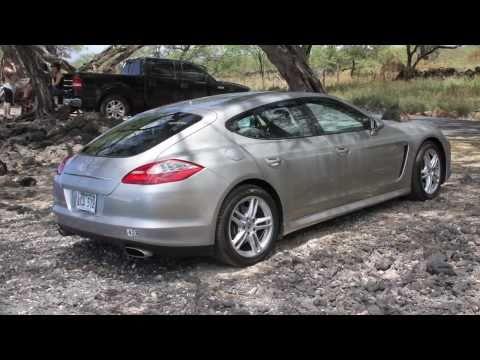 Porsche Panamera Review -Tom Tezak- Maui, Hawaii