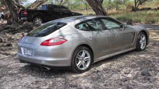 Porsche Panamera Review -Tom Tezak- Maui, Hawaii