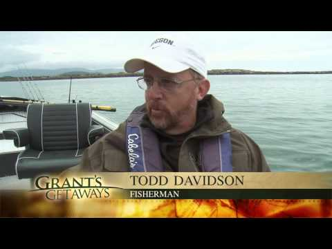 Grant's Getaways:  Tillamook Bay Fall Salmon
