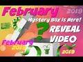 February Cricut Mystery Box