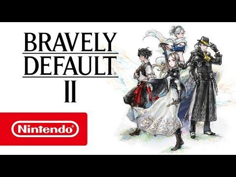 BRAVELY DEFAULT II - Deine Reise beginnt (Nintendo Switch)