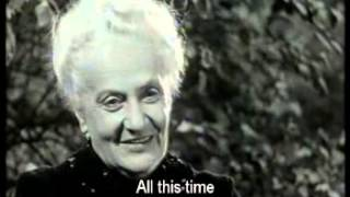 Albert Salomon and Paula Salomon-Lindberg, father and stepmother of...