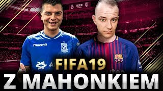 FIFA Z MAHONKIEM  #PTYS #NAZYWO #MAHONEK #FIFA - Na żywo
