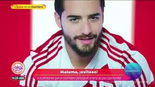 ¡Maluma y Jason Derulo estrenan video! | Sale el Sol