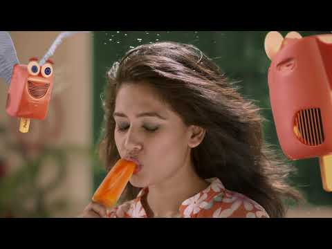Pollar Lolly Ice Cream TV Commercial