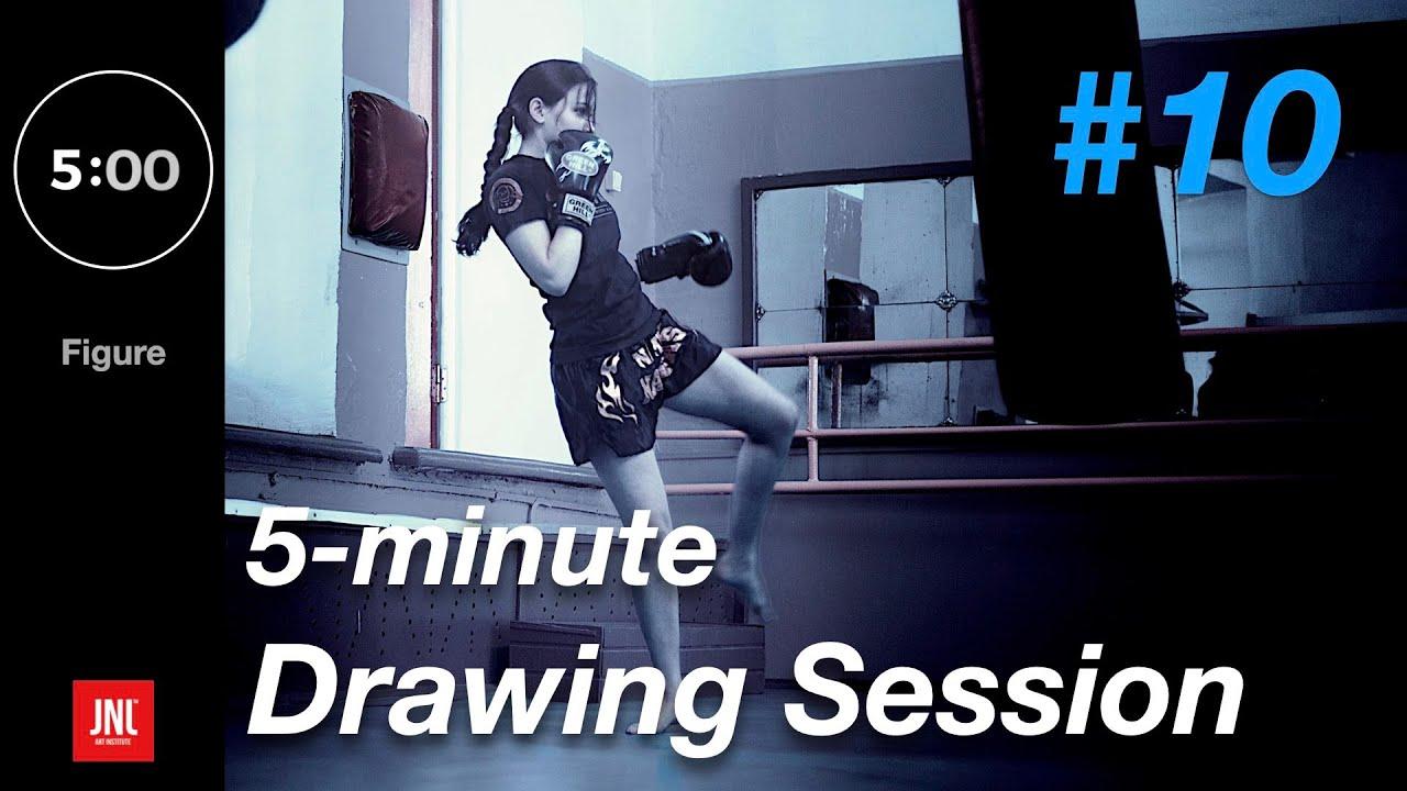 Croquis & Drawing  session [Figure]5minute / HD image! 인물 드로잉, 크로키 연습 사진자료