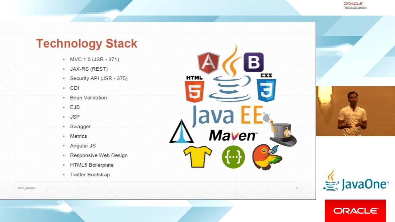 Rapid Development Tools for Java EE 8