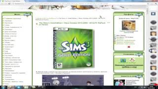 Как установить sims 3