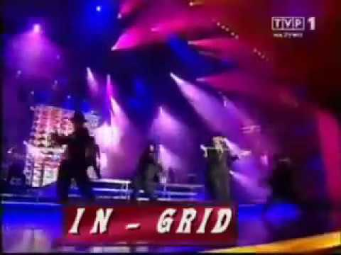 I'm Folle De Toi - In Grid - Live Show 2004