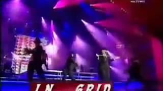 Смотреть клип In-Grid - I'M Folle De Toi