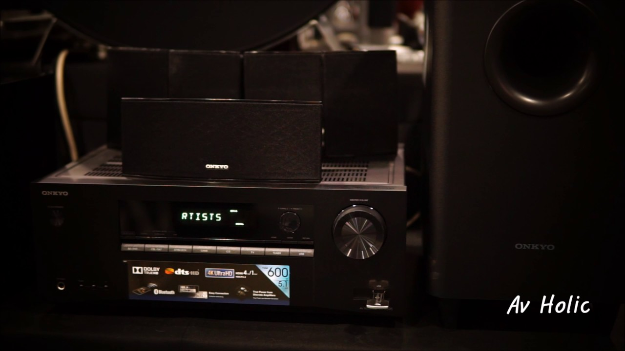 Best Small 5 1 Receivers in 2019 – Create a Rich Soundscape