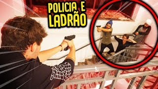 POLICIA E LADRÃO NA VIDA REAL !! ( SERIE NOVA ? ) [ REZENDE EVIL ]